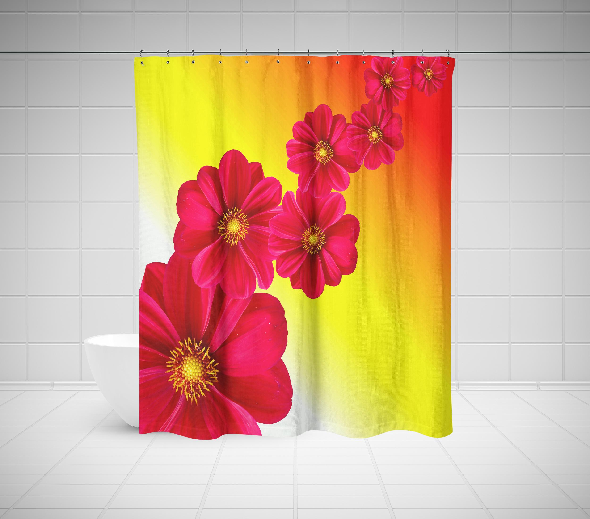 cool shower curtain - Unique Shower Curtains