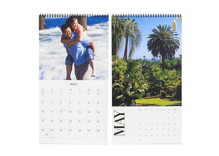 2017 wall calendars